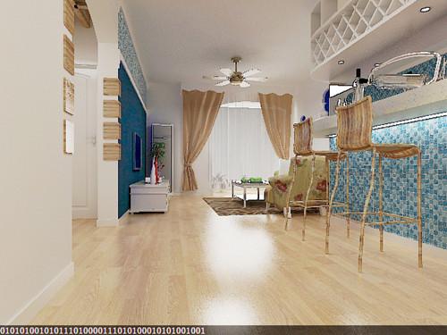 地中海风格 天津室内装饰装修 天津室内装饰设计 天津室内